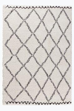 Ellos Home - Ryatæppe Tanger 160x230 cm