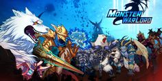 Get free Gold, Jewels with Monster Warlord Hack tool online