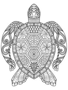 20 Gorgeous Free Printable Adult Coloring Pages: