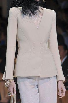 Armani Prive Haute Couture Autumn 2013 - Details