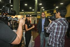 Press stopped by to get the scoop on Ferllen Winery's unveiling at the Miami Wine & Spirits Expo 2012.