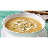 Potage parmentier | Recettes IGA | Soupe, Légumes, Recette facile