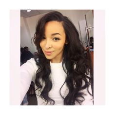 TINASHE — Naaa they ain't ready ❤ liked on Polyvore featuring hair