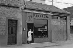 Farmacia en la calle de la Laguna