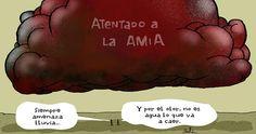 Garrincha Argentina AMIA terrorismo Nisman | Caricaturas - Yahoo Noticias en Español