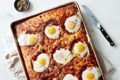Shakshuka Focaccia is the Brunch You Dream Of