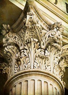 Corinthian column on Flickr.