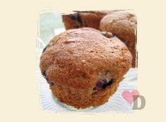muffin rivisitati in versione Dukan. Liberi sin dall'attacco