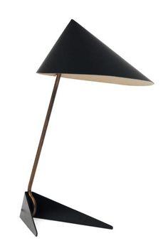 Svend Aage Holm Sørensen, Table Lamp, 1950s.