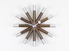 Wheel Clock by Vitra - Via Designresource.co