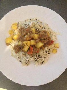 Kimo (plat malgache au boeuf) : Recette de Kimo (plat malgache au boeuf) - Marmiton