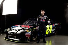 PHOTOS (March 1, 2012): Jeff Gordon's recent Pepsi MAX production day. More: www.hendrickmotor....