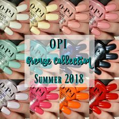 Start Afresh With These New 2019 Spring Nail Colors Spring Nail Colors, Spring Nails, Summer Nails, Opi Gel Nails, Opi Nail Polish Colors, Grease, Nail Trends 2018, Opi Pink, Minimalist Nails