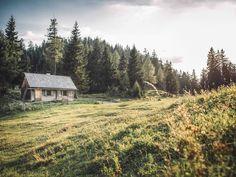 Idyllic alp landscape   picture Nationalpark Gesäuse, Stefan Leitner   Admonter Alps, Mountains, House Styles, Nature, National Forest, Naturaleza, Natural, Scenery, Bergen