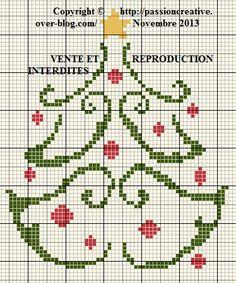 Easy Cross Stitch Patterns, Xmas Cross Stitch, Cross Stitch Christmas Ornaments, Butterfly Cross Stitch, Simple Cross Stitch, Christmas Embroidery, Christmas Cross, Cross Stitch Charts, Cross Stitching