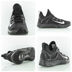 new arrival b9483 6a80a Nike Zoom Hyperrev 2015 black silver. KICKZ · BASKETBALL SHOES