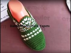 Diy Crochet, Crochet Baby, Crochet Top, Crochet Slippers, Baby Patterns, Tatting, Embroidery Designs, Shoes, Crocheting