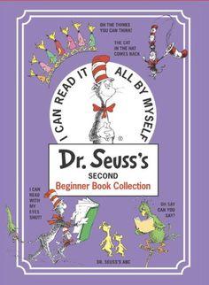 Dr. Seuss's Second Beginner Book Collection: Amazon.co.uk: Dr Seuss: Books