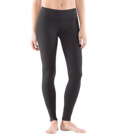 Take a look at this Charcoal UA Perfect II Leggings by Under Armour® on #zulily today!