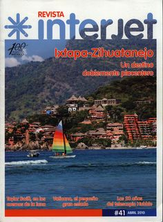 https://flic.kr/p/MWFcW3   Revista Interjet inflight magazine 2010 april    (Might be you have some inflight magazines or can take away one from your flight, please forward them to the collection for archive. Especially thanks.)