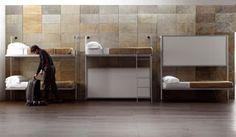 Marzua: LITERA: camas abatibles fabricadas por Sellex
