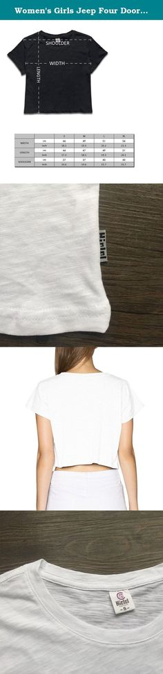 Women's Girls Jeep Four Door Colorado Flag Bare Midriff Crop Top White M. These Are All New T-Shirts. Once Your Purchase Is Complete, We Print Your Product On-demand, Just For You.Please Allow A Little Measurement Differ Due To Manual Making. In Order To You Can Get A Fit Clothes, \r\nPlease Check Our Size Chart Details Carefully! \r\nHope You Can Enjoy Online Shopping Here.Thanks!.
