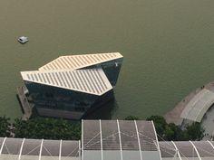Louis vuitton vazut de pe Marina Bay ❤️