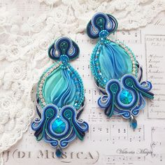 Hey, I found this really awesome Etsy listing at https://www.etsy.com/ru/listing/505615175/shibori-and-soutache-earrings-3-in-1