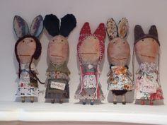 The Crafte Nook: .....Julie Arkell workshop...YAAAAAAAAAAAY...........