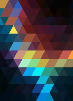 color story - spectrum Art Print by Amanda Millner McAdoo