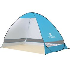 Find More Tents Information about UV Protection Quick Automatic Opening Beach Tent for Fishing Swimming Protable  sc 1 st  Pinterest & Pop up Beach Tent Canopy Sun Shade Shelter Easy Storage Folding ...