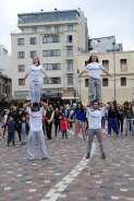 Monastiraki Hobo illusionerz Flash Mob photos plus .backstage, sponsored by Creative People One Image, Creative People, Backstage, Street View, In This Moment, Photos, Pictures