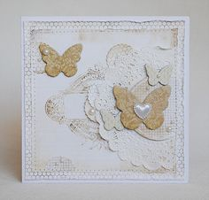 Wedding card by Anski