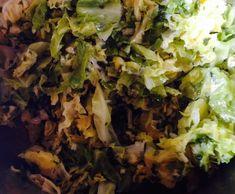 Receita Legumes Salteados por Lealzinho - Categoria da receita Acompanhamentos