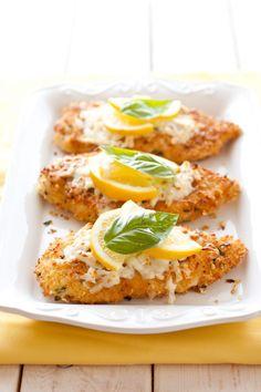 lemon chicken romano