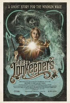 The Innkeepers was actually pretty good.