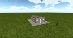 Cool 3D #marketing http://ift.tt/2AisWLd #barn #workshop #greenhouse #garage #roofing #DIY