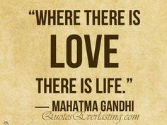love = life