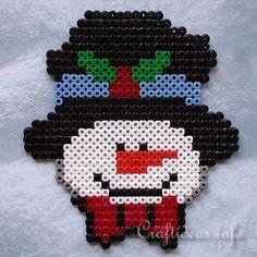 Make It Christmas Time: Kerstdecoraties van strijkkralen