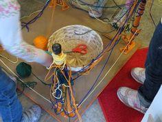 Wacky Weaving by Teach Preschool