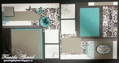 Get Scrappin: For Always Scrapbook Layout