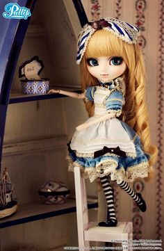 Alice pullip