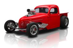 1938 Willys Pickup Red