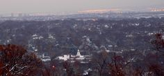Maplewood from South Mountain Reservation, NJ