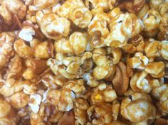 This is a simple upgrade to your standard popcorn that you won't want to miss! Check out our Turtle Popcorn and enjoy!