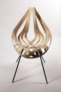 Saji #Chair by Laura Kishimoto