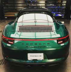 Another day, another paint to sample Targa 4 GTS! This time in Emerald Green... the pics don't do it justice, this paint is so deep you could dive in. #porschebeaverton #porsche #911 #porsche911 #911targa #targa4gts #painttosample #pts911 #pts #emeraldgreen #emeraldgreenmetallic #exclusivemanufaktur #flagshipdealer #sportscar #flatsix #pnw #pnwonderland #beaverton #portland #pdx