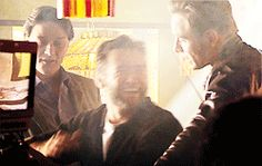 Fun times on set.  I can't wait for the next X-Men movie!  .gif