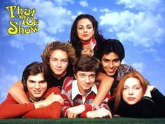 That 70's show, my favorite<3 one of the best tv series ever made. Everyone on this show, including Ashton(although he's annoying at times) fits perfectly together, best script, best story lines. I love Hyde and I do love Eric <3
