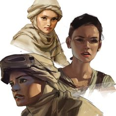 Sketches, by Ahmed Aldoori. Star Wars Quotes, Star Wars Humor, Rey Star Wars, Star Wars Art, Character Illustration, Digital Illustration, Ahmed Aldoori, Star Wars Wallpaper, Romance